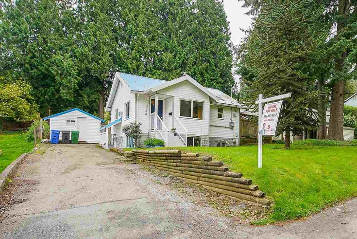 2358 HILLSIDE DRIVE - Central Abbotsford House/Single Family for sale, 3 Bedrooms (R2566475)