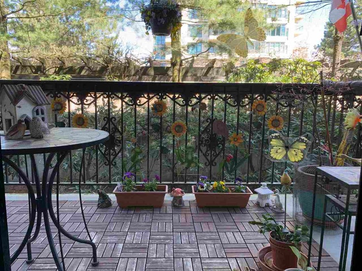 103 625 HAMILTON STREET - Uptown NW Apartment/Condo for sale, 1 Bedroom (R2566555)
