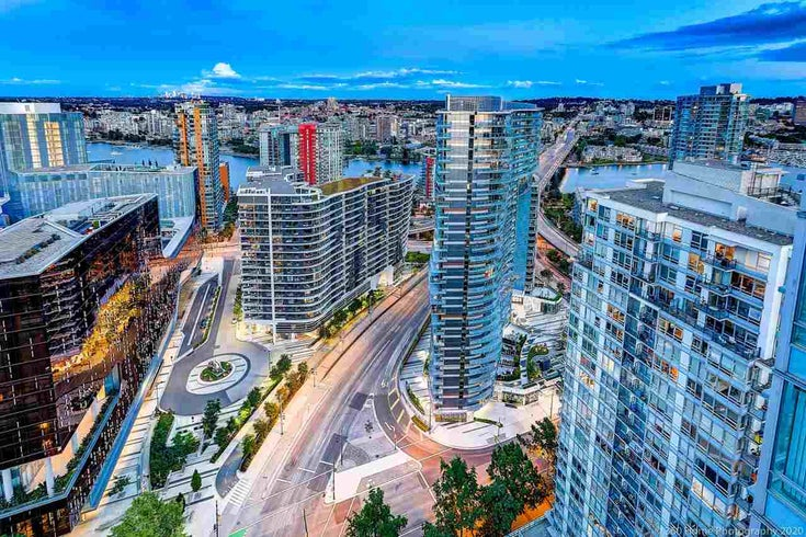 3703 928 BEATTY STREET - Yaletown Apartment/Condo for sale, 3 Bedrooms (R2566560)