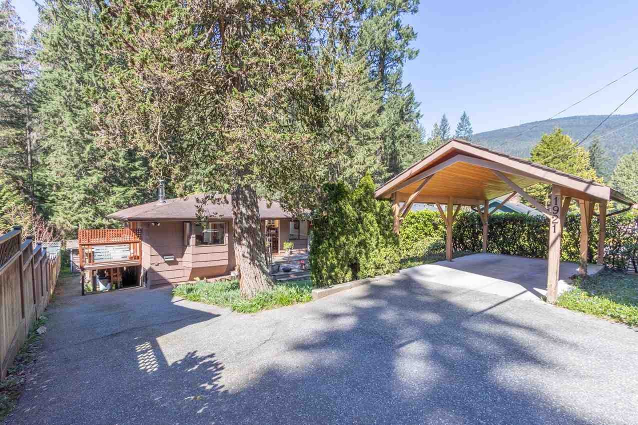 1921 PARKSIDE LANE - Deep Cove House/Single Family for sale, 3 Bedrooms (R2566576)