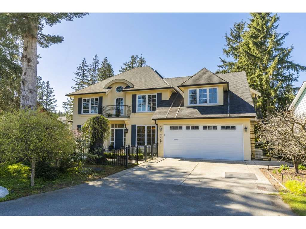 3417 199A STREET - Brookswood Langley House/Single Family for sale, 6 Bedrooms (R2566592) - #1