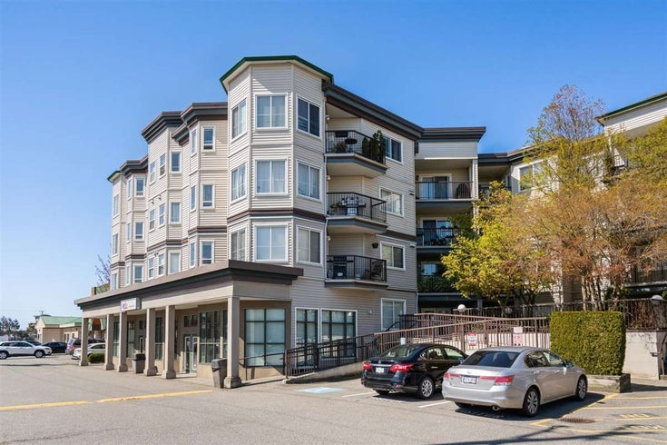 309 5759 GLOVER ROAD - Langley City Apartment/Condo for sale, 1 Bedroom (R2566616)