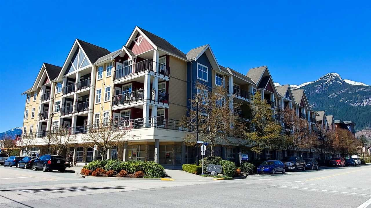 221 1336 MAIN STREET - Downtown SQ Apartment/Condo for sale, 2 Bedrooms (R2566627)