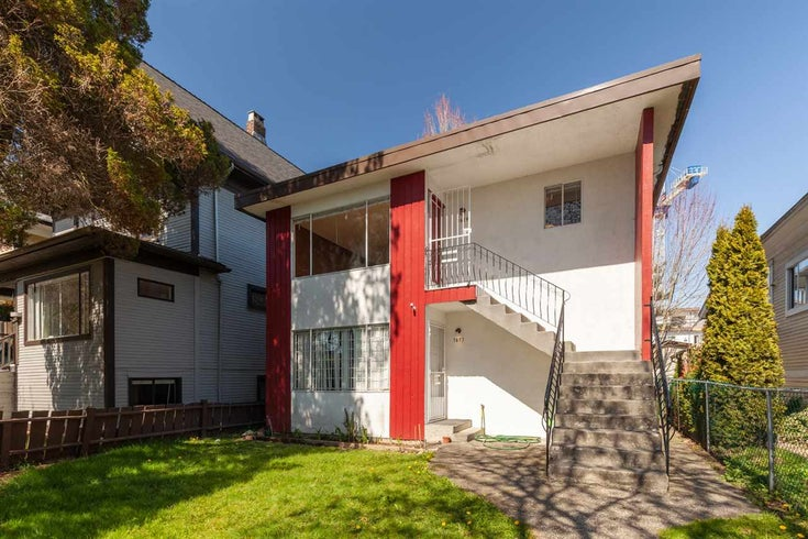 1617-19 E 10TH AVENUE - Grandview Woodland House/Single Family for sale, 6 Bedrooms (R2566651)