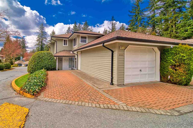 2886 MT SEYMOUR PARKWAY - Northlands Townhouse for sale, 3 Bedrooms (R2566683)