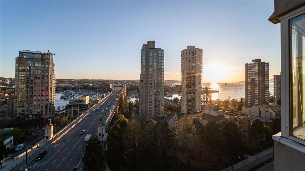 1403 1003 PACIFIC STREET - West End VW Apartment/Condo for sale, 2 Bedrooms (R2566718) - #1