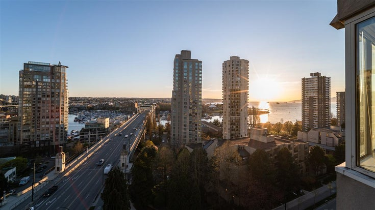 1403 1003 PACIFIC STREET - West End VW Apartment/Condo for sale, 2 Bedrooms (R2566718)
