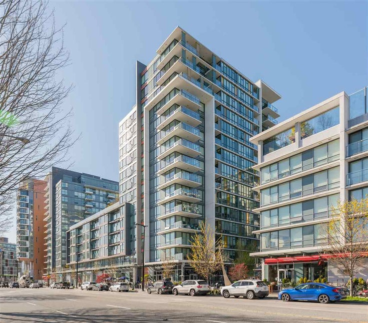 521 159 W 2ND AVENUE - False Creek Apartment/Condo for sale, 1 Bedroom (R2566729)