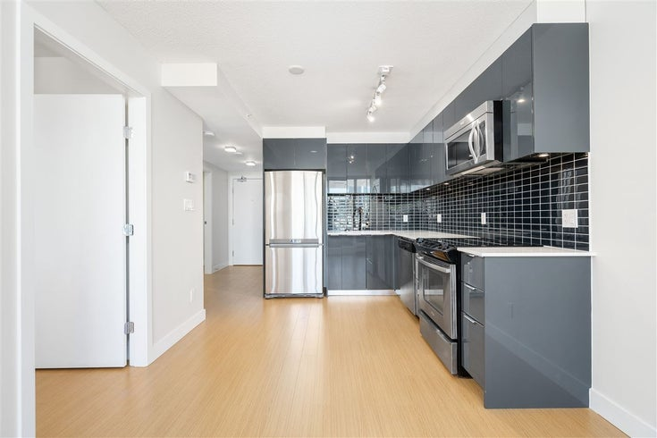 1203 1325 ROLSTON STREET - Downtown VW Apartment/Condo for sale, 1 Bedroom (R2566761)