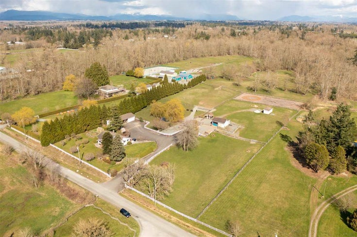 1270 208 STREET - Campbell Valley House with Acreage for sale, 2 Bedrooms (R2566775)