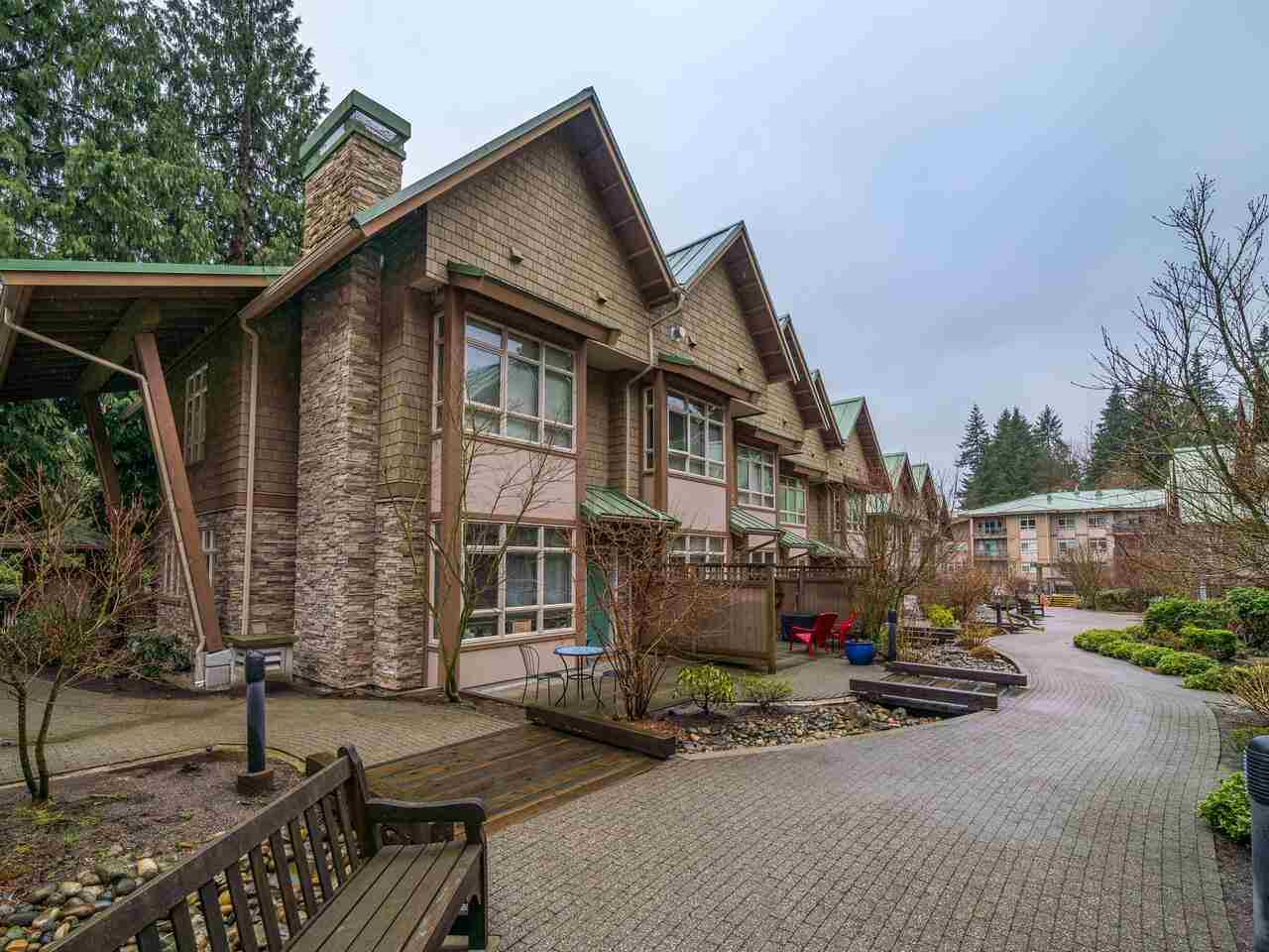 3322 MT SEYMOUR PARKWAY - Northlands Townhouse for sale, 2 Bedrooms (R2566803)