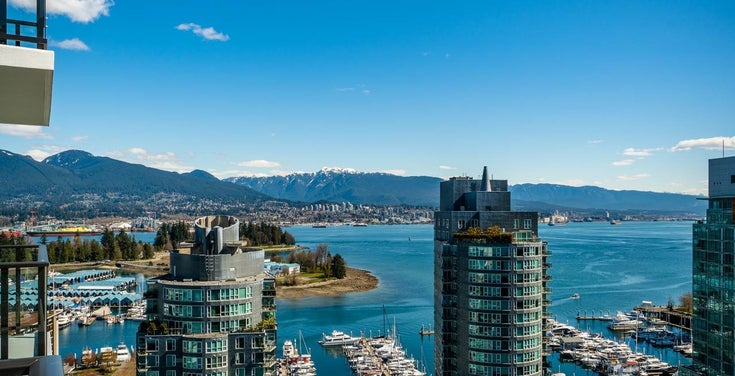 2203 620 CARDERO STREET - Coal Harbour Apartment/Condo for sale, 3 Bedrooms (R2566888)