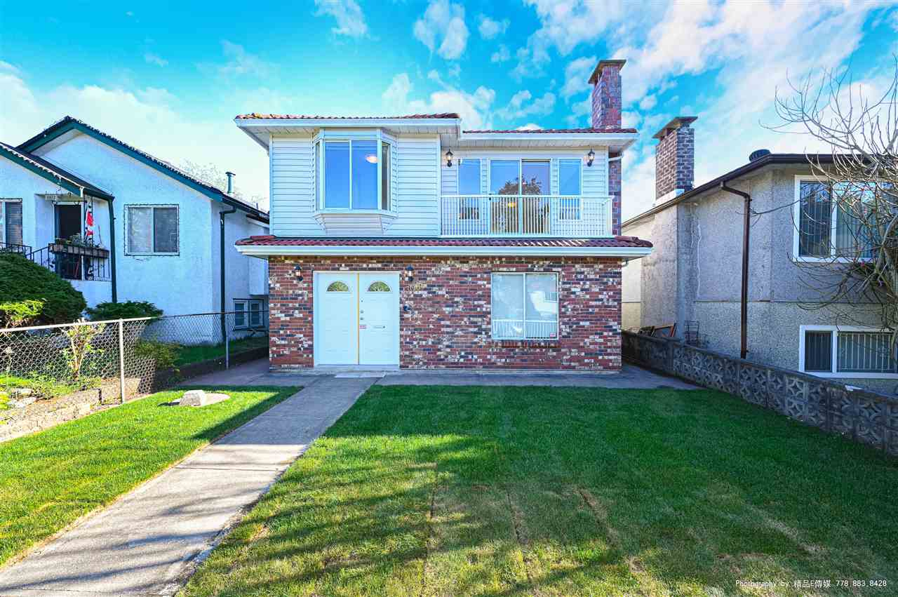 3066 E 17TH AVENUE - Renfrew Heights House/Single Family for sale, 5 Bedrooms (R2566904)