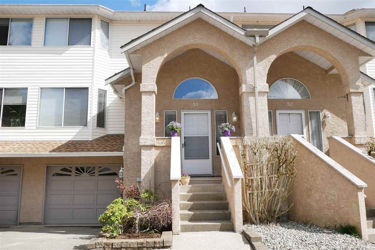 53 32339 E 7TH AVENUE - Mission BC Townhouse for sale, 3 Bedrooms (R2566907)