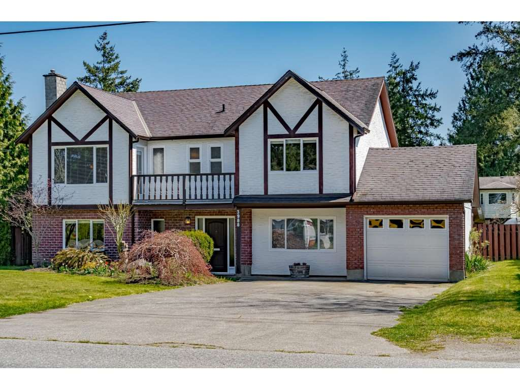 3988 205B STREET - Brookswood Langley House/Single Family for sale, 4 Bedrooms (R2566931) - #1