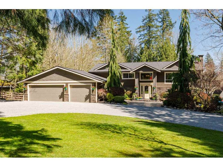 1302 227 STREET - Campbell Valley House with Acreage for sale, 6 Bedrooms (R2567009)