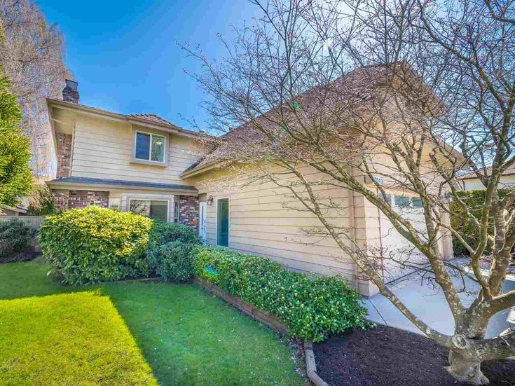 10540 GAUNT COURT - Steveston North House/Single Family for sale, 4 Bedrooms (R2567018)