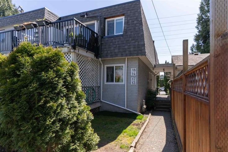 13 21555 DEWDNEY TRUNK ROAD - West Central Townhouse for sale, 1 Bedroom (R2567076)