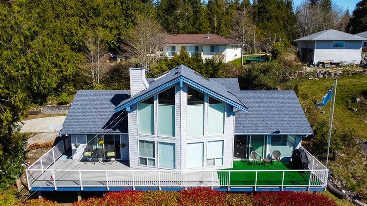 4695 HOTEL LAKE ROAD - Pender Harbour Egmont House/Single Family for sale, 2 Bedrooms (R2567091)