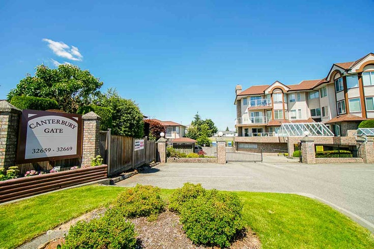 21 32659 GEORGE FERGUSON WAY - Abbotsford West Townhouse for sale, 2 Bedrooms (R2567107)