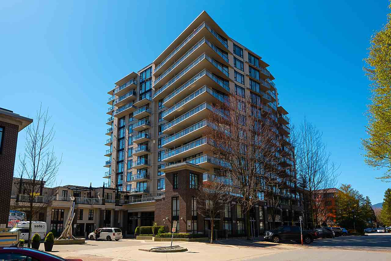 206 175 W 1ST STREET - Lower Lonsdale Apartment/Condo for sale, 1 Bedroom (R2567143)