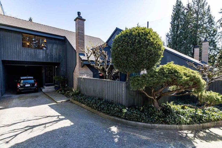 601 4001 MT SEYMOUR PARKWAY - Deep Cove Townhouse for sale, 2 Bedrooms (R2567153)