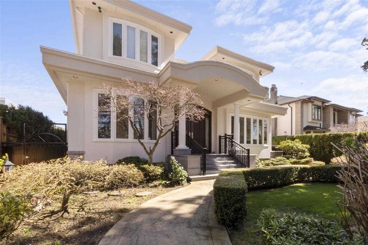 5996 HUDSON STREET - South Granville House/Single Family for sale, 6 Bedrooms (R2567228)