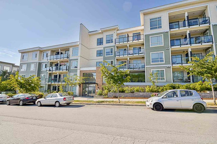 424 13789 107A AVENUE - Whalley Apartment/Condo for sale, 1 Bedroom (R2567286)
