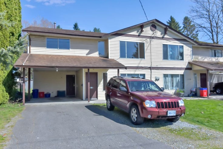 11584 203 STREET - Southwest Maple Ridge 1/2 Duplex for sale, 5 Bedrooms (R2567336)