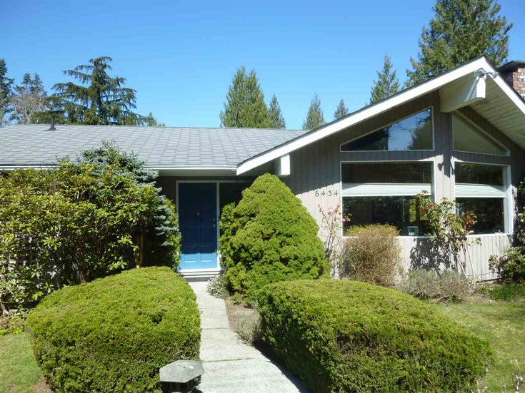6434 SAMRON ROAD - Sechelt District House/Single Family for sale, 2 Bedrooms (R2567350)