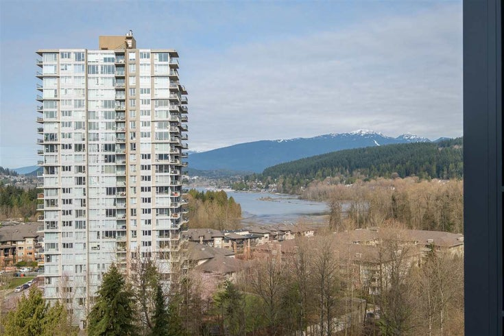 1402 301 CAPILANO ROAD - Port Moody Centre Apartment/Condo for sale, 2 Bedrooms (R2567365)