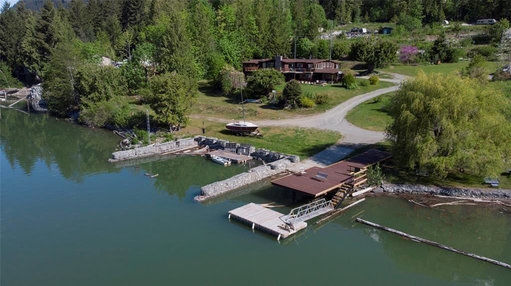 Lot 1 HEATHER JEAN PROPERTIES - Lillooet Lake House with Acreage for sale, 6 Bedrooms (R2567408)