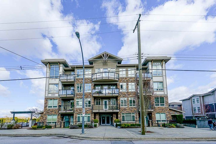 112 20861 83 AVENUE - Willoughby Heights Apartment/Condo for sale, 2 Bedrooms (R2567446)