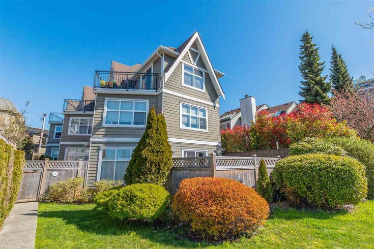 3 252 W 13TH STREET - Central Lonsdale Townhouse for sale, 3 Bedrooms (R2567519)