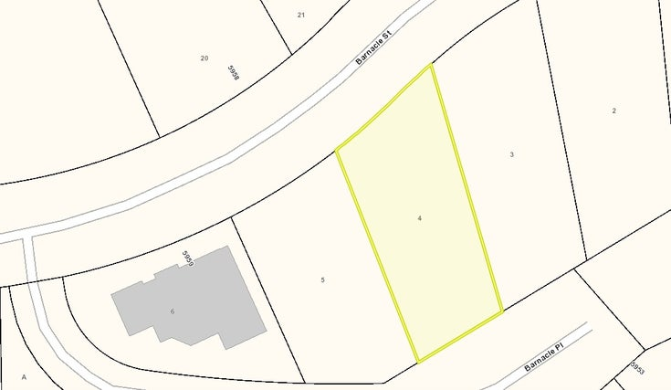 Lot 4 BARNACLE STREET - Sechelt District for sale(R2567568)