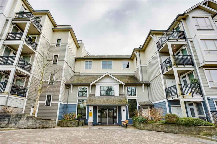 311 13897 FRASER HIGHWAY - Whalley Apartment/Condo for sale, 2 Bedrooms (R2567571)