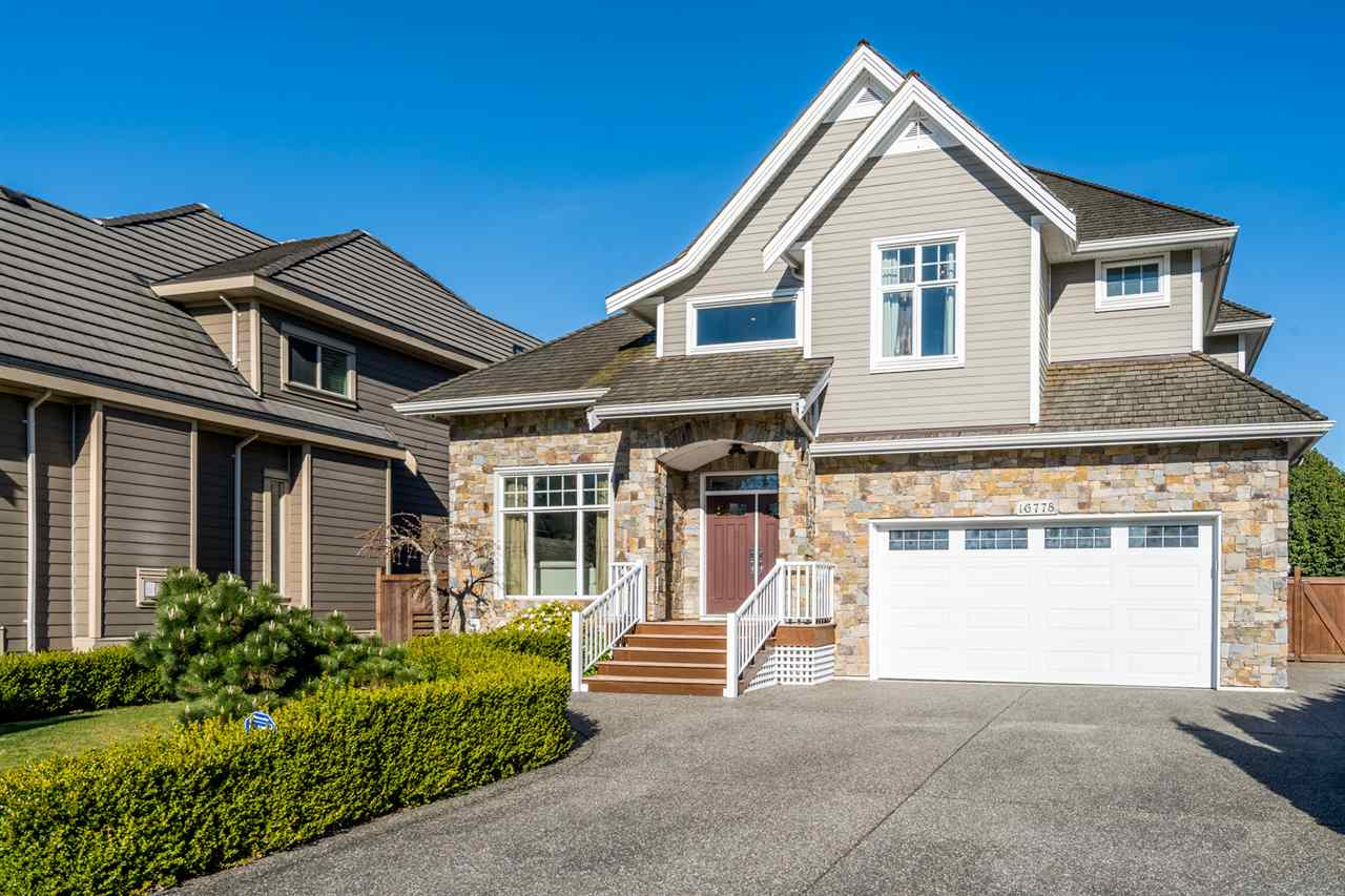 16778 BEECHWOOD COURT - Fraser Heights House/Single Family for sale, 7 Bedrooms (R2567613)