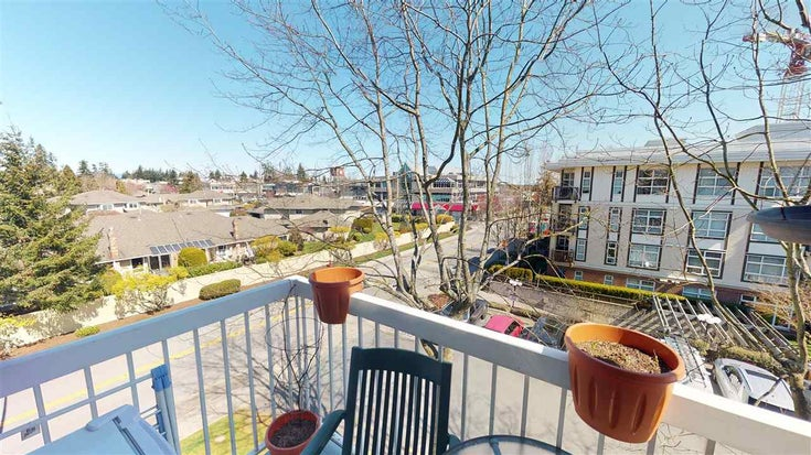 313 1860 E SOUTHMERE CRESCENT - Sunnyside Park Surrey Apartment/Condo for sale, 1 Bedroom (R2567625)