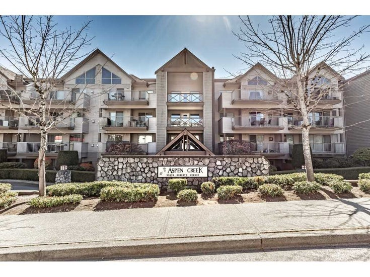 414 33478 ROBERTS AVENUE - Central Abbotsford Apartment/Condo for sale, 1 Bedroom (R2567628)