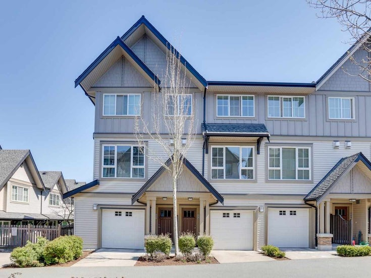 158 2501 161A STREET - Grandview Surrey Townhouse for sale, 3 Bedrooms (R2567637)