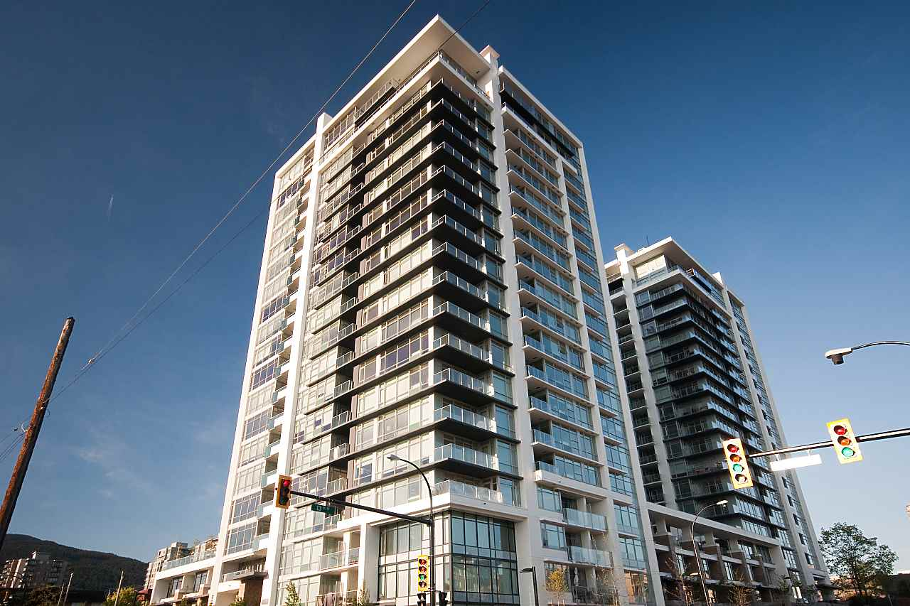 308 1320 CHESTERFIELD AVENUE - Central Lonsdale Apartment/Condo for sale, 1 Bedroom (R2567737) - #1