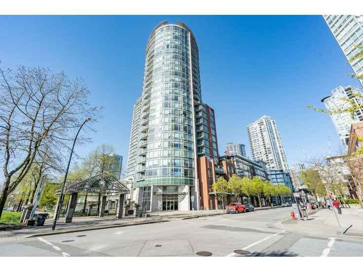 2005 58 KEEFER PLACE - Downtown VW Apartment/Condo for sale, 1 Bedroom (R2567788)