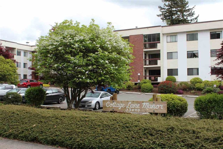 210 33490 COTTAGE LANE - Central Abbotsford Apartment/Condo for sale, 2 Bedrooms (R2567798)