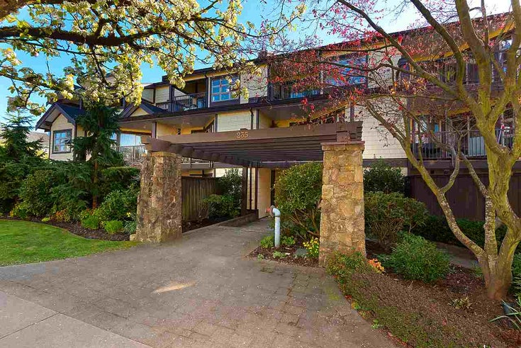 206 235 W 4TH STREET - Lower Lonsdale Apartment/Condo for sale, 1 Bedroom (R2567822)