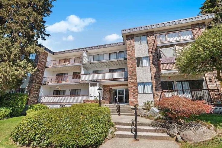 203 160 E 19TH STREET - Central Lonsdale Apartment/Condo for sale, 1 Bedroom (R2567883)