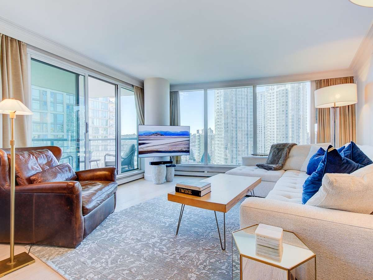 1506 1008 CAMBIE STREET - Yaletown Apartment/Condo for sale, 1 Bedroom (R2567886)