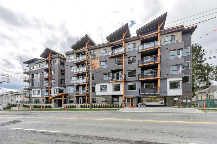 509 33568 GEORGE FERGUSON WAY - Central Abbotsford Apartment/Condo for sale, 2 Bedrooms (R2567908)