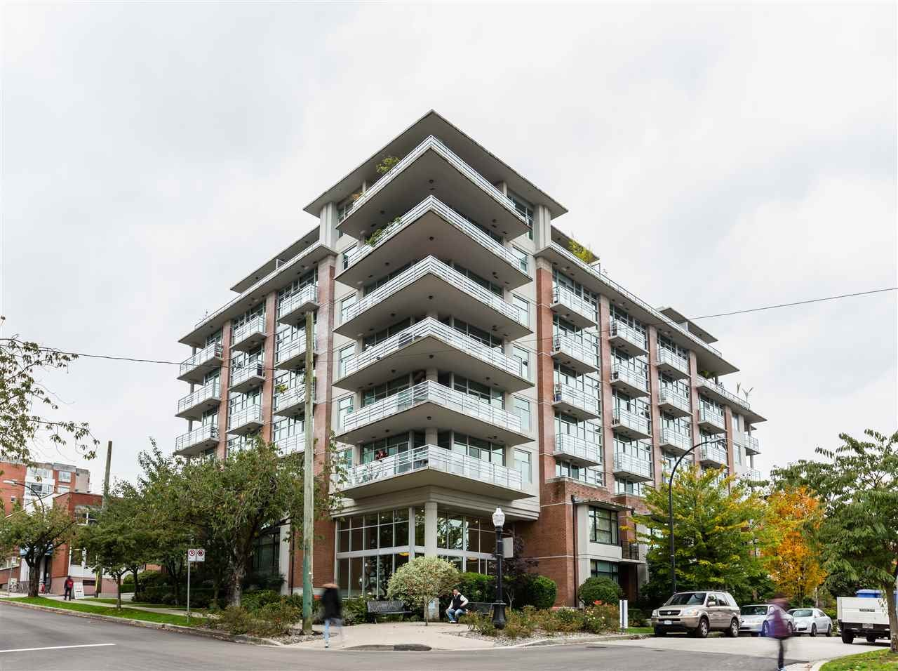 309 298 E 11TH AVENUE - Mount Pleasant VE Apartment/Condo for sale, 1 Bedroom (R2567914) - #1