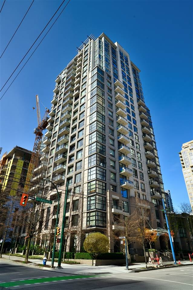 405 1295 RICHARDS STREET - Downtown VW Apartment/Condo for sale, 2 Bedrooms (R2567953)
