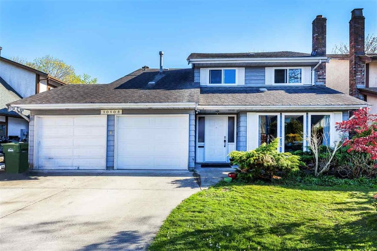 10108 LAWSON DRIVE - Steveston North House/Single Family for sale, 4 Bedrooms (R2567967)